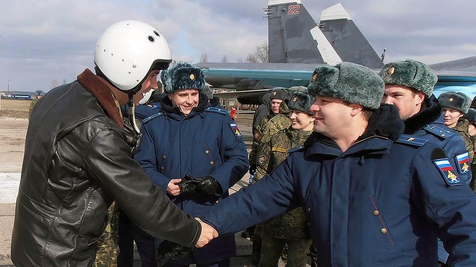 Россия начала выход из Сирии