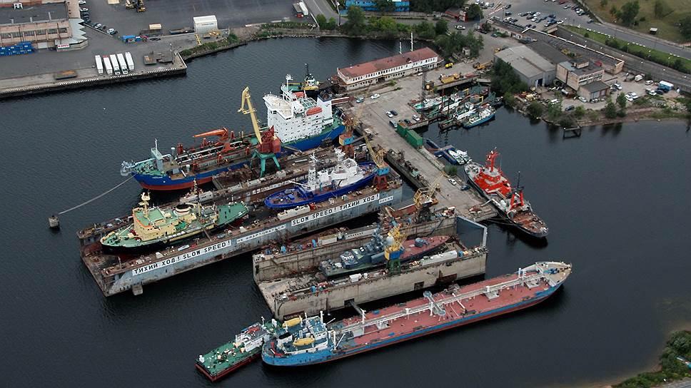 Как стивидоры выступили против сокращения таможенных пунктов в порту Петербурга