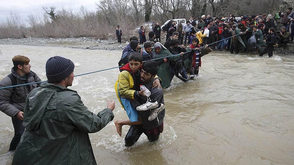 Как Турция и Евросоюз заключили миграционное соглашение