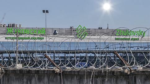 Аэропорту Раменское ставят потолок  / Число полетов в аэропорту могут ограничить
