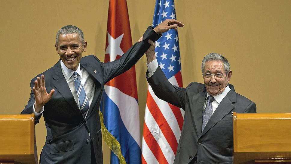 Как США и Куба закончили холодную войну