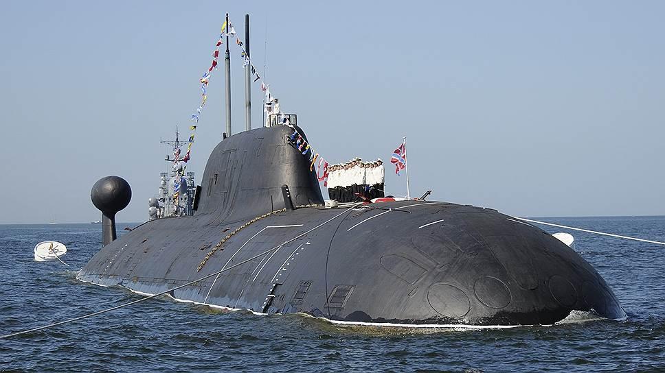 В качестве компромиссного варианта рассматривается передача Индии подлодки проекта 971