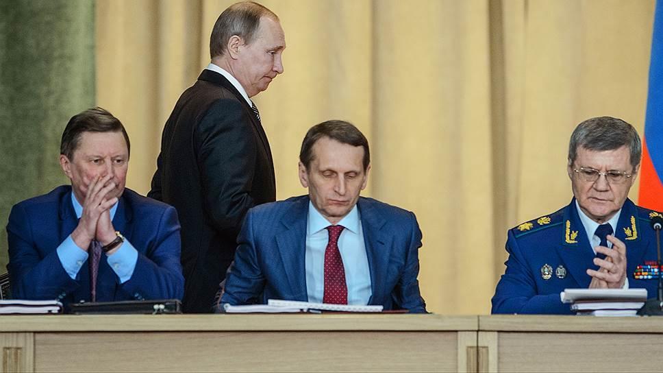 Президент озадачил прокуроров