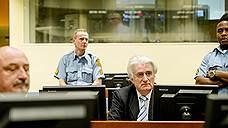 Радован Караджич получил сверхжизненный срок