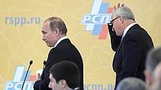 В Политбюро ЦК РСПП