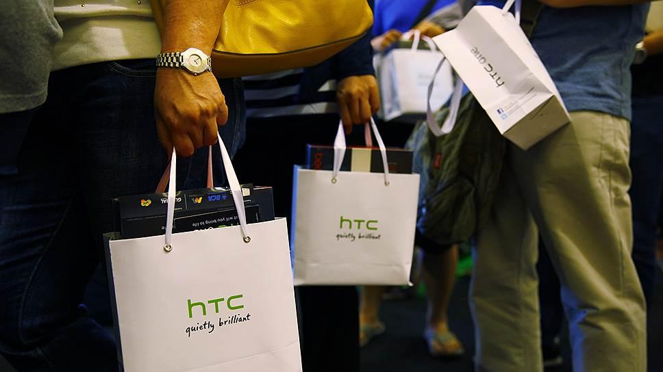 Китайские смартфоны заняли треть рынка