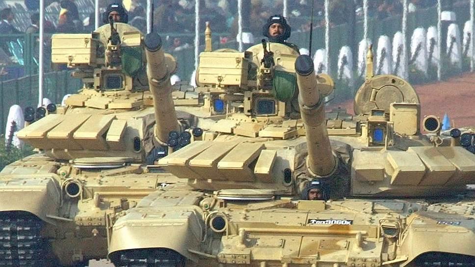 Как вырос спрос на российскую военную технику