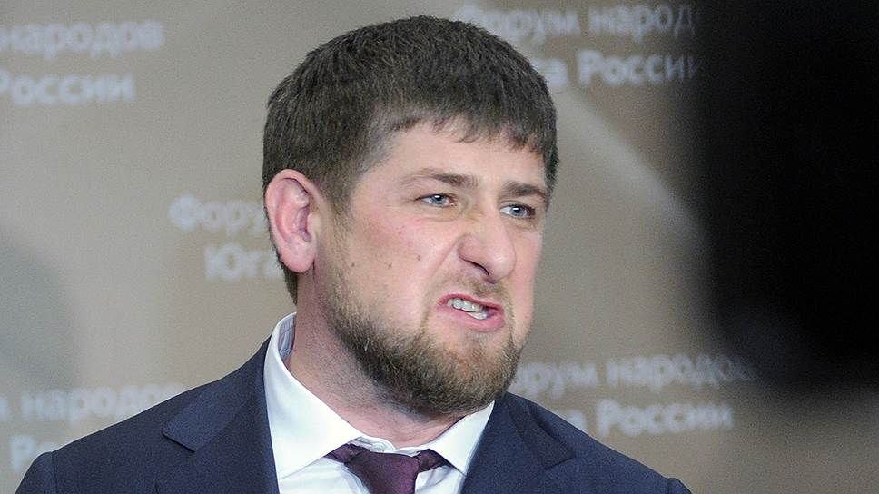 Как в апреле Рамзан Кадыров жаловался Владимиру Путину на правительство