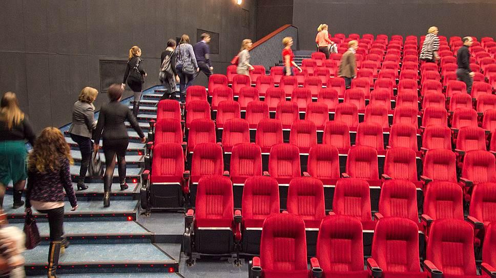 Как растет посещаемость кинотеатров