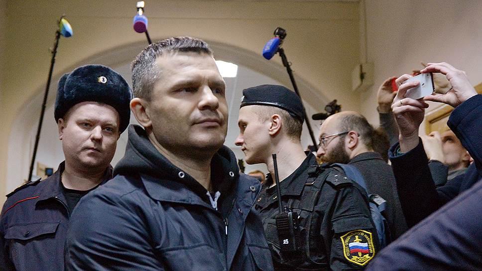 СКР не нашел ошибок в деле Дмитрия Каменщика