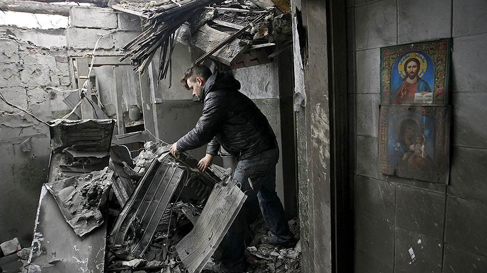Донбассу не хватает тишины