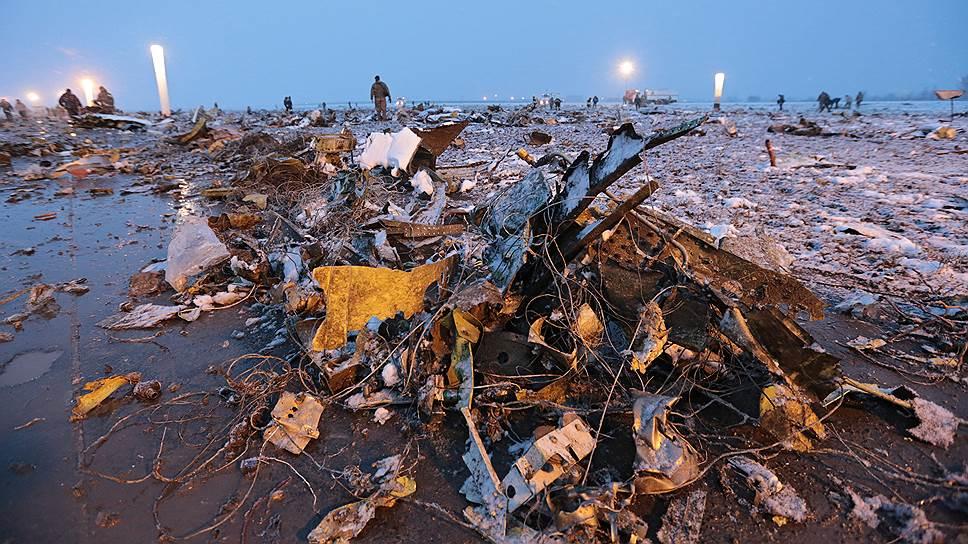 Что стало известно из промежуточного отчета МАК о катастрофе в Ростове-на-Дону
