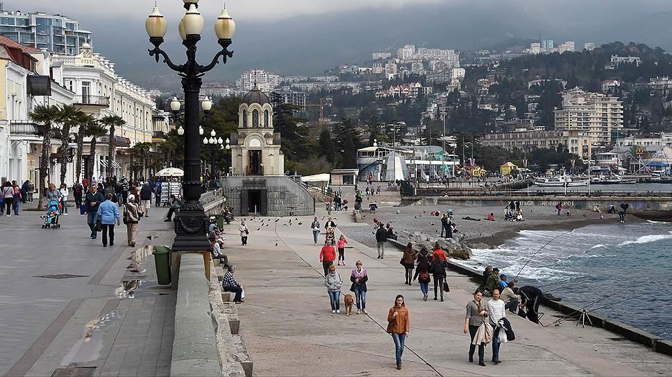 Как Крыму и Севастополю поставили жесткие сроки