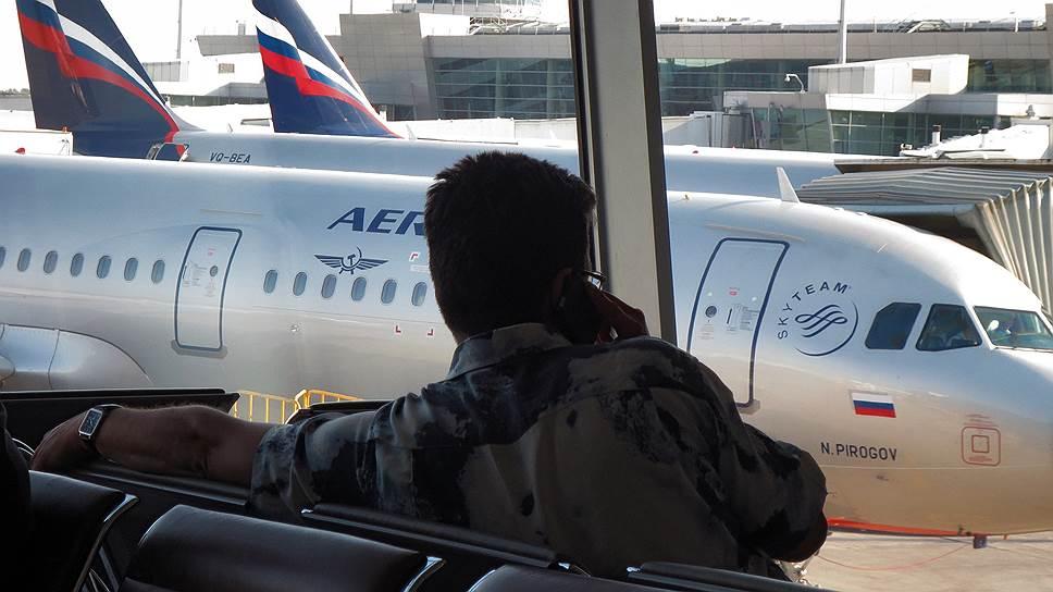 Как «Аэрофлот» сдал лишние рейсы без риска