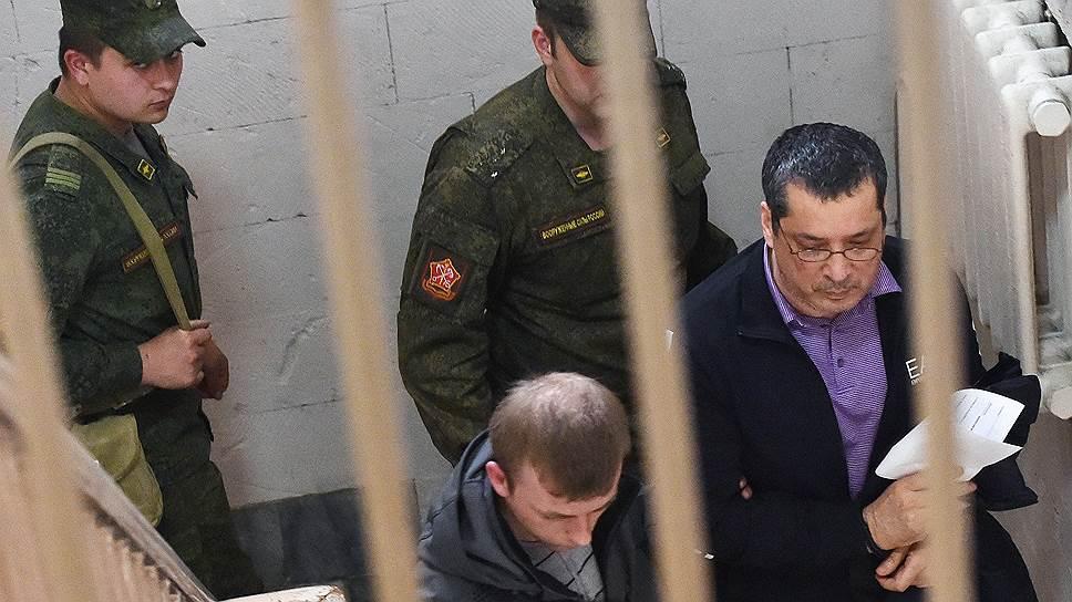 Как арестовали Владимира Шамаилова и Рената Сямиуллина