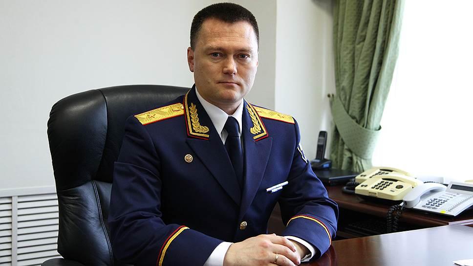 Как Денис Никандров был утвержден в должности первого заместителя ГСУ СКР по Москве