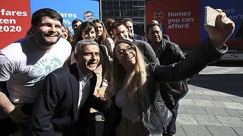 Лондон принимает мэра-мусульманина // Этнический пакистанец готовится возглавить крупнейший город Евросоюза