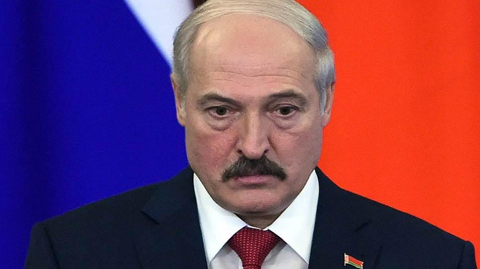 Белоруссия переуценила отношения с