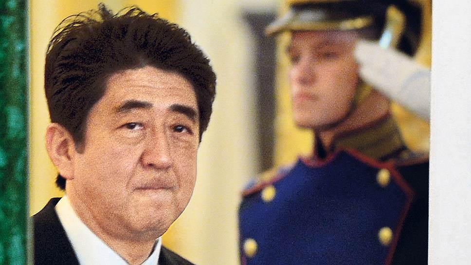 Ария первого гостя / Японский премьер встретится в Сочи с Владимиром Путиным вопреки позиции коллег по G7