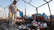 По сирийскому урегулированию нанесли авиаудар