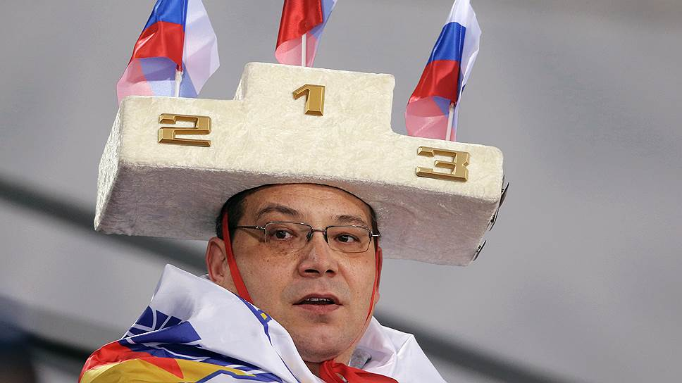 Как России подбросили новый допинг