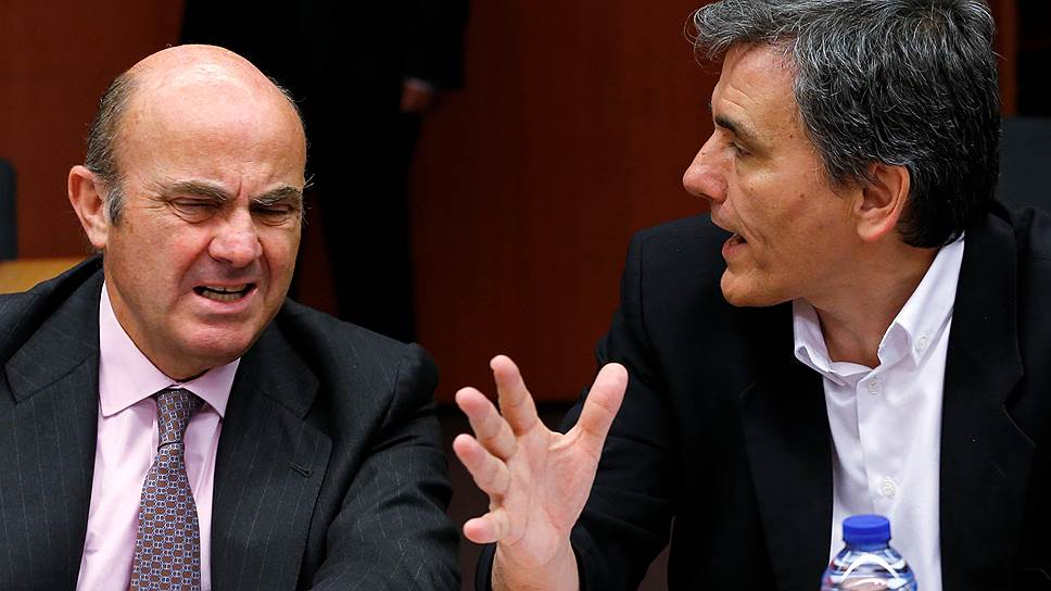 Как Еврогруппа впервые обсудила возможность реструктуризации греческого долга