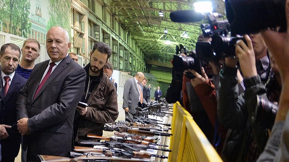 Как «Ростех» хотел замкнуть на себя утилизацию целого ряда вооружений