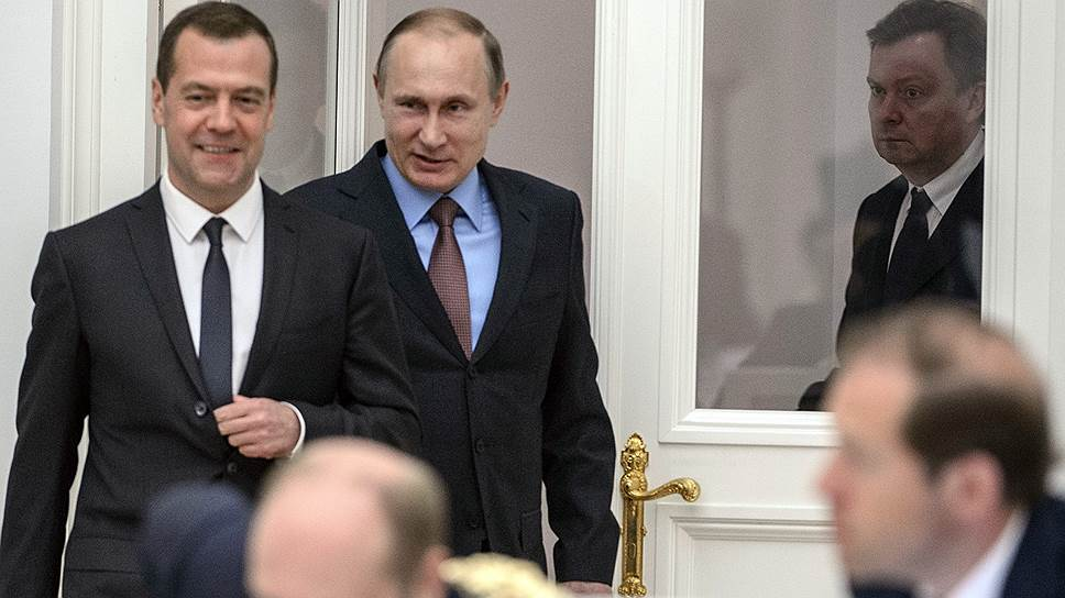 Как в Кремле обсуждали выполнение президентских указов