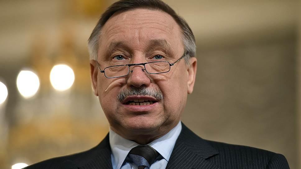 Сегодня исполняется 60 лет полномочному представителю президента в Центральном федеральном округе Александру Беглову
