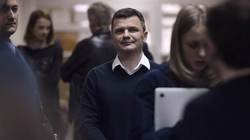 Дмитрия Каменщика не освободило соглашение с потерпевшими