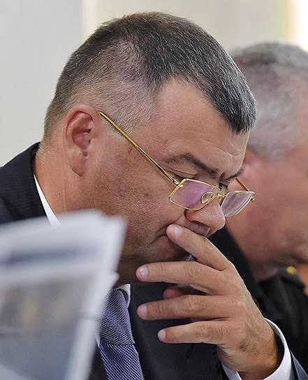 Совладелец концерна «Калашников» и «Трансмашхолдинга» Андрей Бокарев