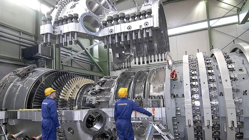 Как «Ренова» намеревалась конкурировать в сфере сервиса газовых турбин с GE и Siemens