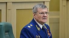 Юрий Чайка получит третий срок