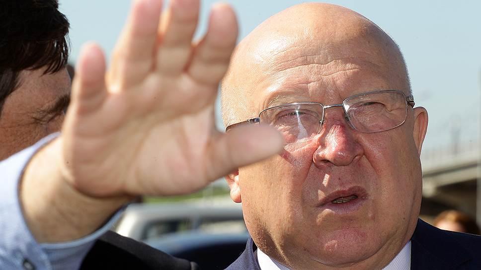 Валерий Шанцев пошел на новую реформу МСУ