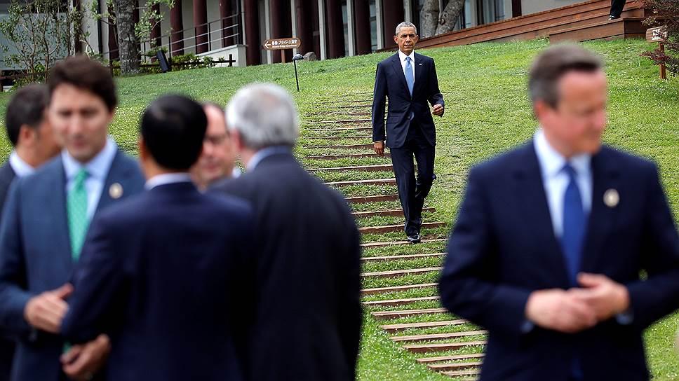 Почему лидеры G7 пока не готовы снять санкции против России