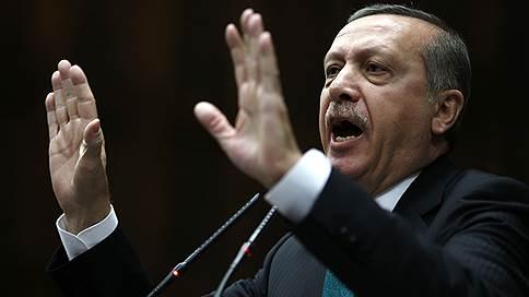 Турция протянула России группу мира  / Новое правительство ищет способ урегулирования конфликта с Москвой