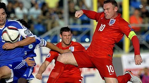 Фаворит под вопросом // От сборной Англии на чемпионате Европы не знаешь чего ждать