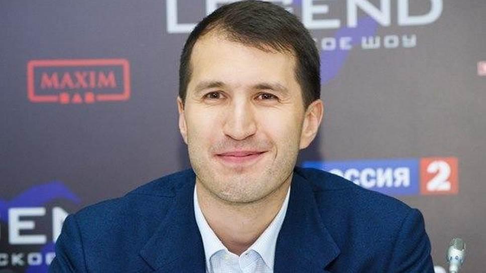 Президент Клуба единоборств N1 Руслан Сулейманов