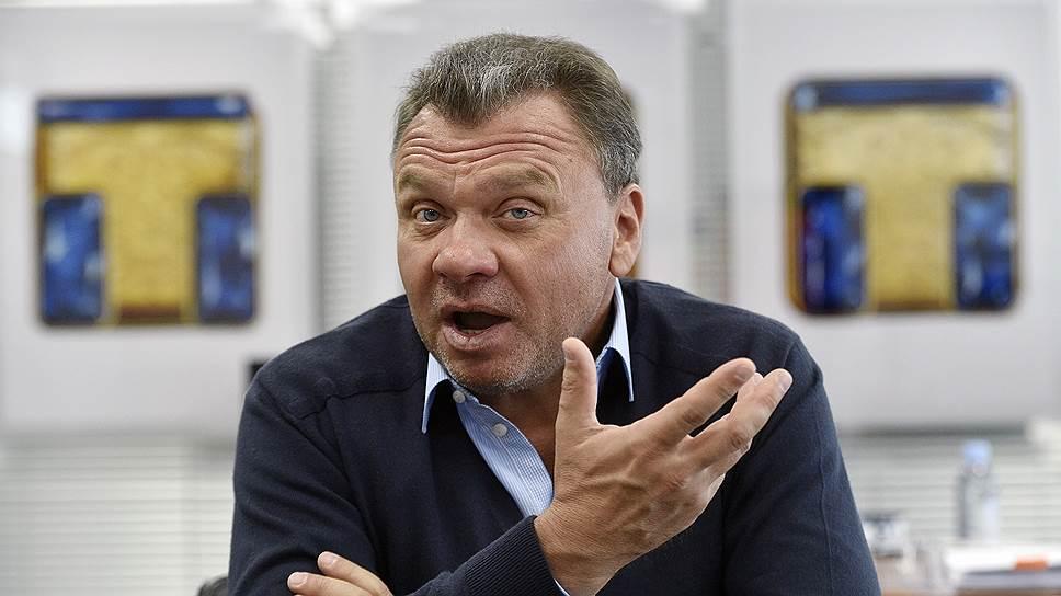 Директор телеканала ТНТ Игорь Мишин