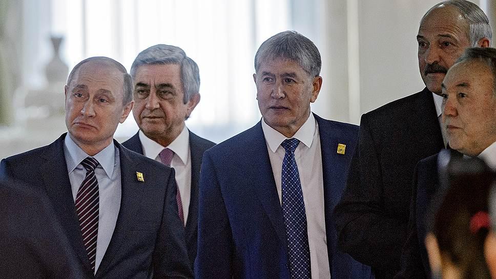Как Владимир Путин на саммите десятилетней давности побывал