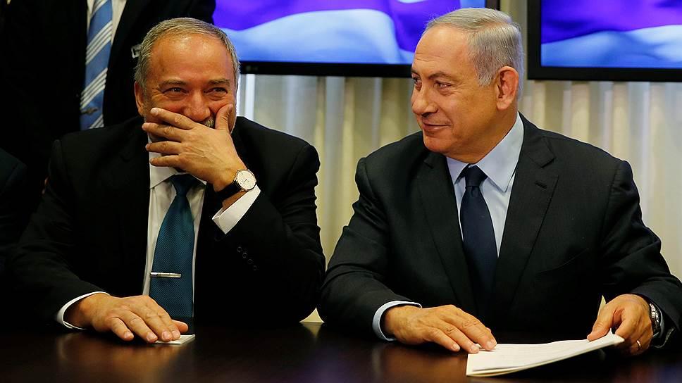 В Израиле начался призыв в армию противников премьера