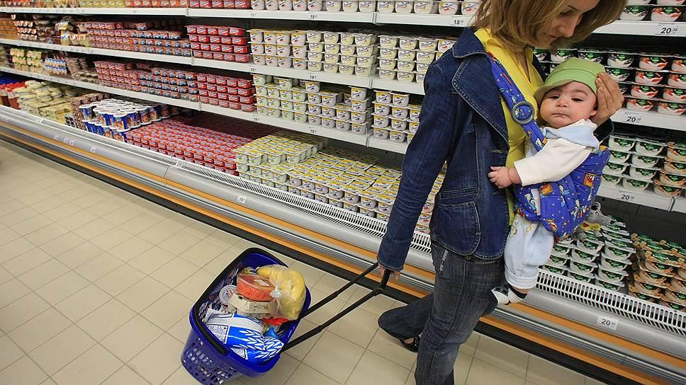 Российские семьи переориентировались на укрепление рубля