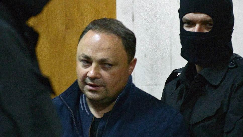 Как Мэра Владивостока арестовали в Москве