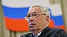 Владимир Лукин оказался на грани невыдвижения
