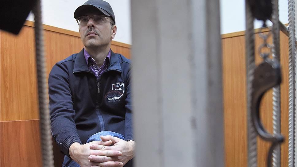 Топ-менеджер аэропорта «Домодедово» Андрей Данилов