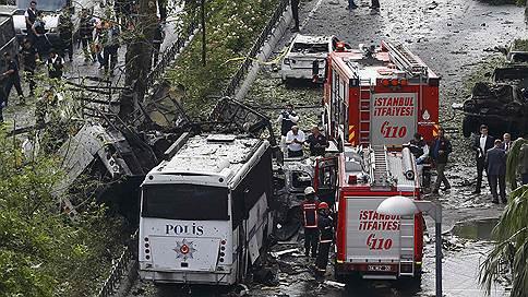 Турция расширяет антитеррористический фронт  / Властям страны брошен новый вызов