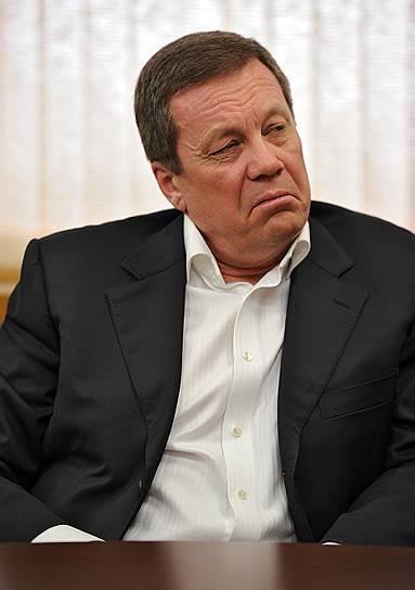 Экс-глава «ВЭБ Капитала», совладелец Национального резервного банка Юрий Кудимов