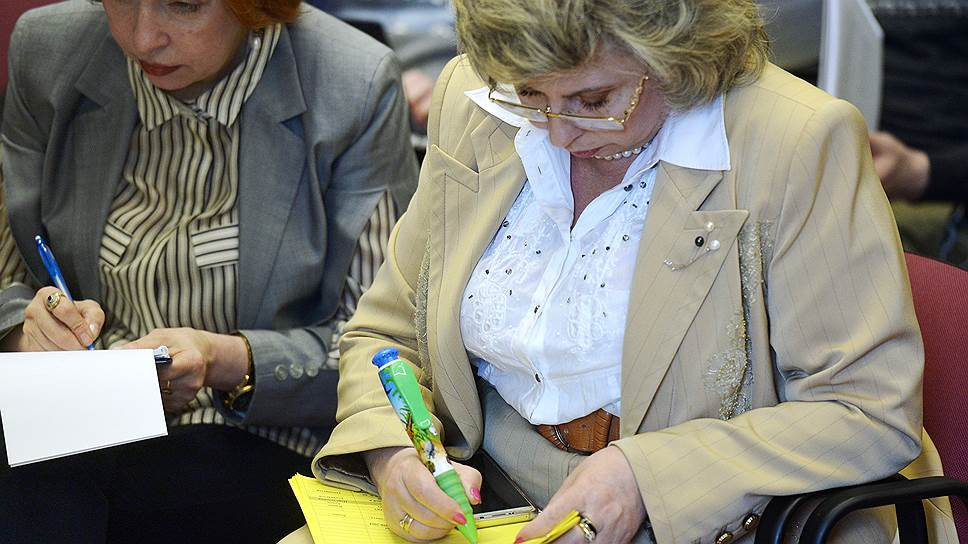 Как Татьяна Москалькова пошла в Конституционный суд за сопровождением