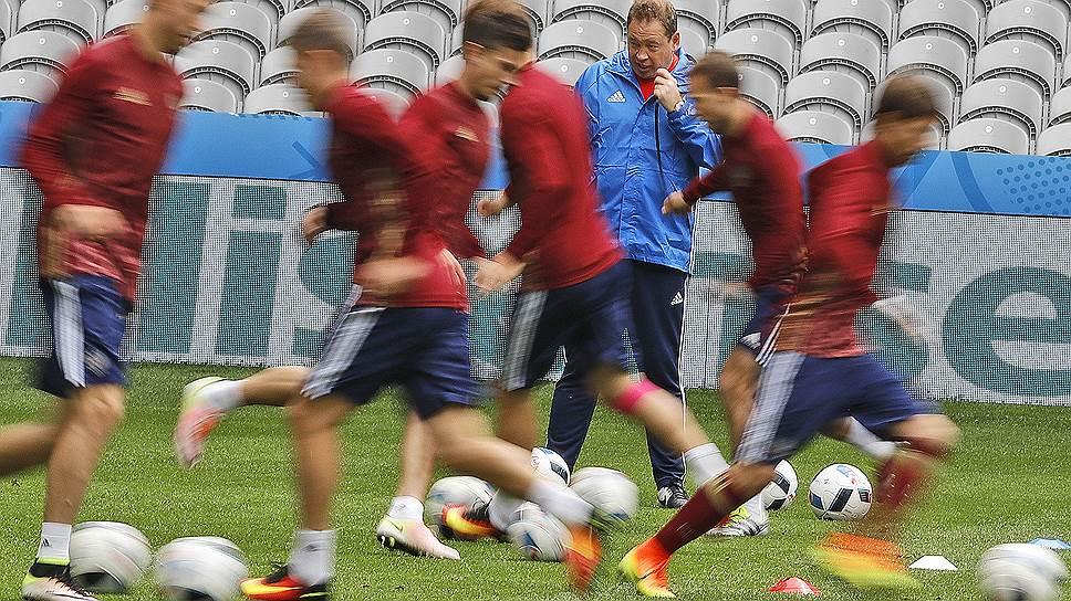 В матче против словаков в составе сборной России по сравнению со встречей с англичанами изменений, скорее всего, не будет