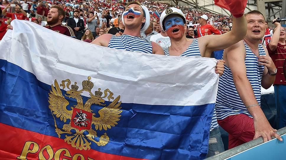 Атакуемые полузачинщики / Российских болельщиков могут спровоцировать на новый конфликт, в котором их уже назначили виноватыми